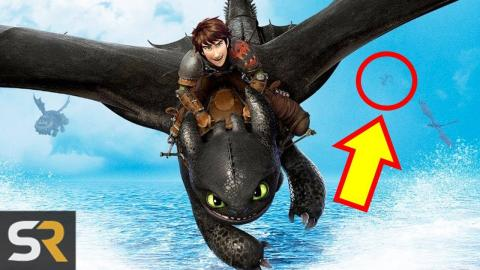 10 Dark Secrets About How To Train Your Dragon 3
