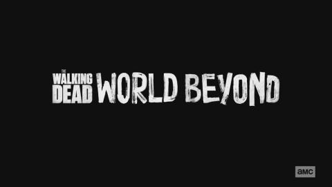 The Walking Dead World Beyond : Season 1 - Official Intro / Title Card (AMC' Series) (2020)