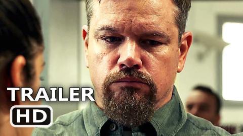 STILLWATER Trailer (2021) Matt Damon, Thriller Movie HD