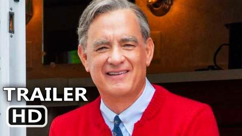 A BEAUTIFUL DAY IN THE NEIGHBORHOOD Official Trailer (2019) Tom Hanks, Fred Rogers Biopic Movie HD