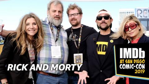 """Rick and Morty"" Creators Preview Season 4 Guests, Including Taika Waitit"