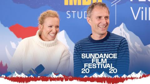 Why Toni Collette Climbed Aboard 'Dream Horse' | FULL INTERVIEW