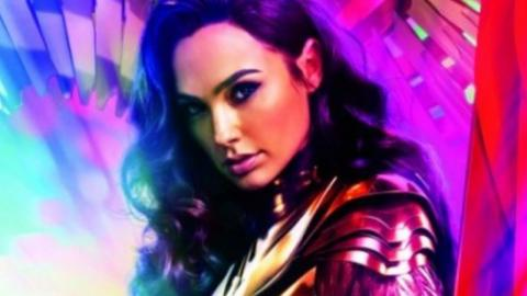 Gorgeous New Wonder Woman 1984 Poster Is Extremely Revealing