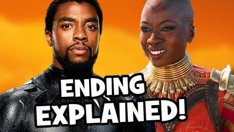 Black Panther ENDING EXPLAINED, Marvel & Avengers Infinity War Theory