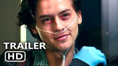 FIVE FEET APART Trailer # 2 (NEW 2019) Cole Sprouse Teen Movie HD