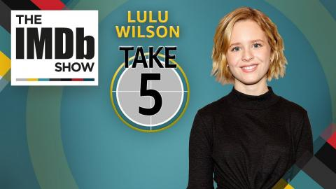 "Take Five with ""The Haunting of Hill House"" star Lulu Wilson"
