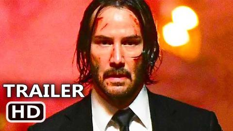 JOHN WICK 3 Official Trailer # 2 (NEW 2019) Keanu Reeves Movie HD