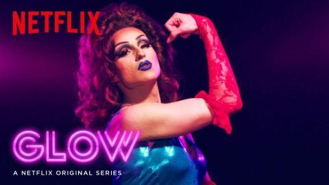 GLOW   Queens of Netflix: Erin Brockobic   Netflix