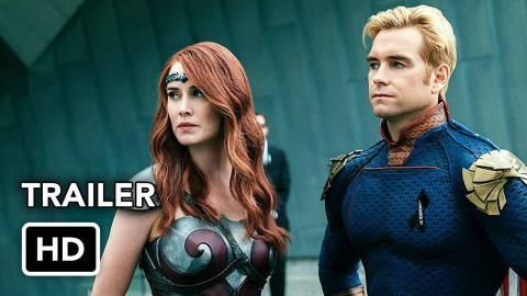 The Boys (Amazon) Final Trailer HD - Superhero series