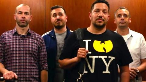 Small Details You Missed In Impractical Jokers: The Movie