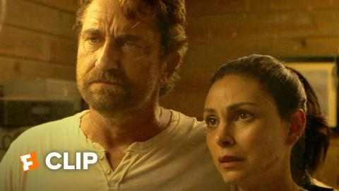 Greenland Movie Clip - The Barn (2020)   Movieclips Coming Soon