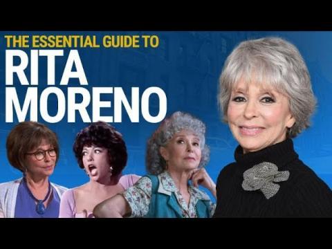 Essential Guide to Rita Moreno's Career
