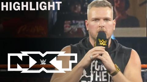 WWE NXT 10/28/20 Highlight | Pat McAfee Tells The NXT Universe Exactly How He Feels | on USA Network