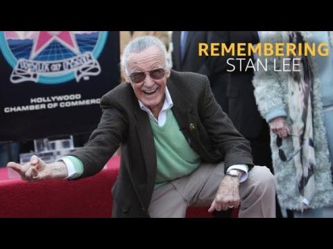Remembering the Life and Legacy of Stan Lee