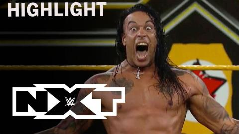 WWE NXT 9/16/20 Highlight   Damien Priest Defends Title Against Timothy Thatcher   on USA Network