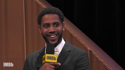 "Emmy Winner Jharrel Jerome Confronts Disturbing Scenes in ""When They See Us"""