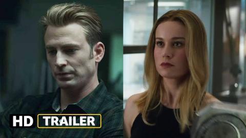 NEW! Avengers: Endgame (2019)   OFFICIAL TRAILER