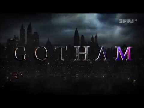 Gotham : Season 4 - Official Opening Credits / Intro / Title Card (2017/2018)