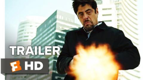 Sicario 2: Day of the Soldado Trailer #2   Movieclips Trailers
