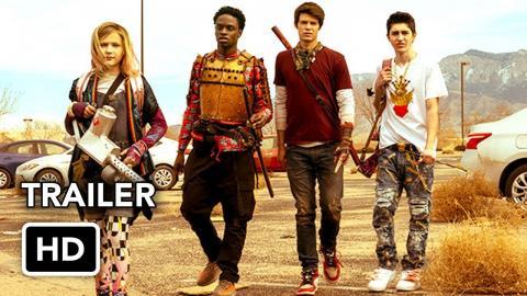 Daybreak Trailer (HD) Netflix post-apocalyptic series