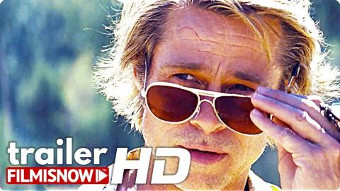 """ONCE UPON A TIME IN HOLLYWOOD """"Team"""" TV Trailer (2019) 