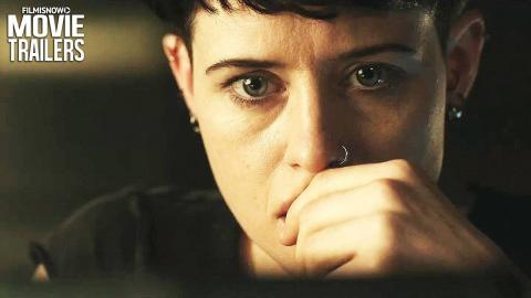 THE GIRL IN THE SPIDER'S WEB Trailer 2 NEW (2018) - Claire Foy Lisbeth Salander Crime Thriller Movie