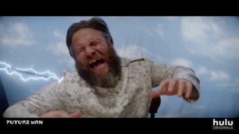 Future Man Season 3 Trailer (HD) Final Season