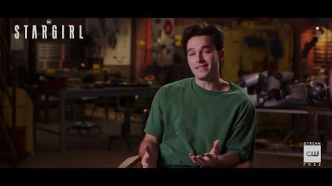 "DC's Stargirl Season 2 ""Cast"" Featurette (HD) Brec Bassinger Superhero series"