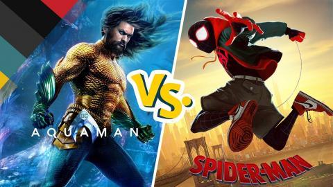 Superhero Smackdown: Aquaman vs. Spider-Man