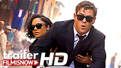 MEN IN BLACK: INTERNATIONAL Trailer NEW (2019) | Chris Hemsworth Movie