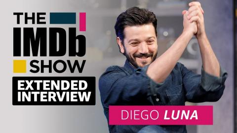 Diego Luna Knows How to Play an Authentic Villain and Raise a Future Jedi  | EXTENDED INTERVIEW