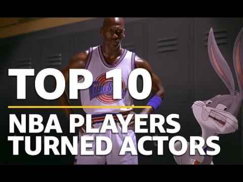 Top 10 NBA Players Turned Actors