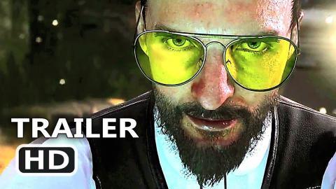 """FAR CRY 5 """"Trust, Prey & Obey"""" Trailer (2018) Blockbuster Game HD"""