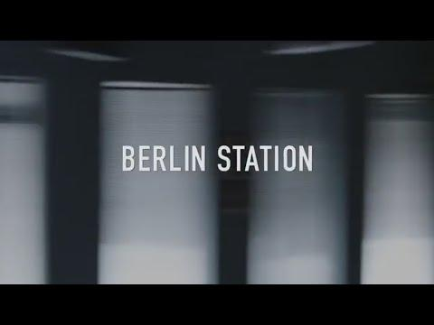 Berlin Station : Season 3 - Official Opening Credits / Intro (Epix' series) (2018/2019)