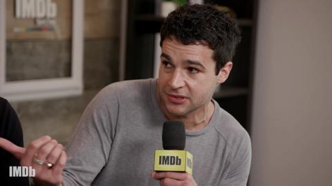 Sebastian Silva, Jason Mitchell, Christopher Abbott Discuss Sundance Film 'Tyrel' | IMDb EXCLUSIVE