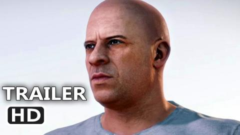 FAST & FURIOUS CROSSROADS Official Trailer (2020) Vin Diesel, Michelle Rodriguez Video Game HD