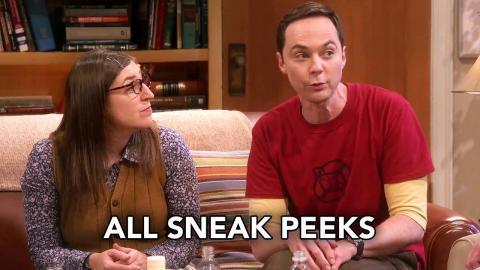 The Big Bang Theory 12x02 All Sneak Peeks