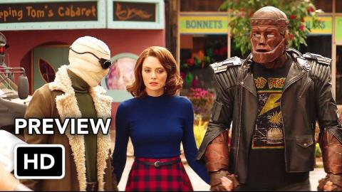 "Doom Patrol 1x15 Featurette ""Ezekiel Patrol"" (HD) Season Finale DC Superhero series"
