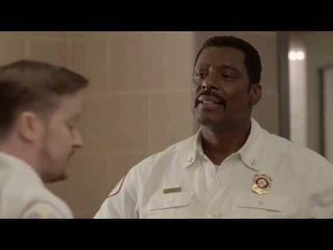 Chicago Fire Season 7 Premiere -- Boden/Jerry Gorsch Scene