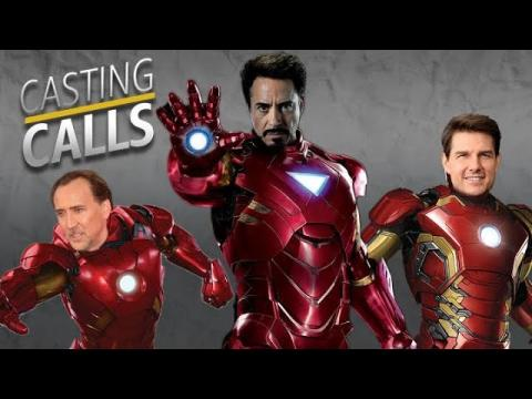 Which A-List Actors Were Almost in 'Iron Man'?