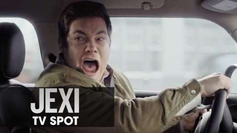 "Jexi (2019 Movie) Official TV Spot ""HERE TO HELP TRAFFIC"" — Adam Devine, Rose Byrne"