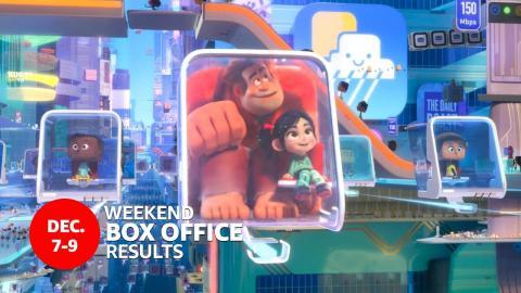 Weekend Box Office: Dec. 7-9