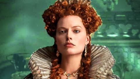 Mary Queen Of Scots Trailer New 2018 Saoirse Ronan Margot