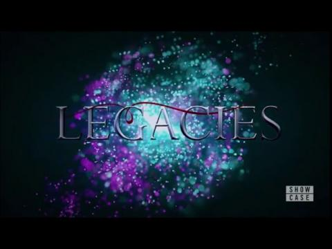 Legacies : Season 1 - Official Intro / Title Card (CW's series) (2018/2019)