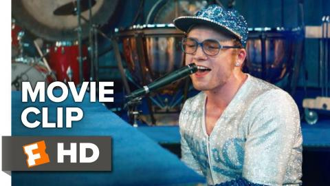 Rocketman Movie Clip - Rocket Man (2019) | Movieclips Coming Soon
