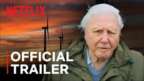 Breaking Boundaries: The Science of Our Planet | Official Trailer | Netflix