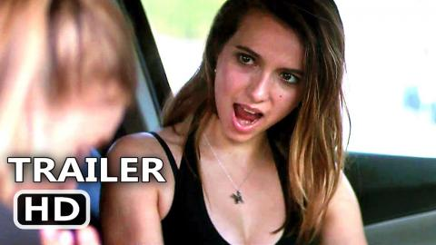 TEENAGE BOUNTY HUNTERS Official Trailer (2020) Maddie Phillips, Anjelica Bette Fellini TV Series