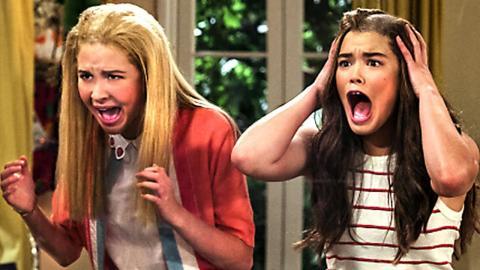 ALEXA AND KATIE Trailer (2018) Teen Comedy Series, Tiffani Thiessen