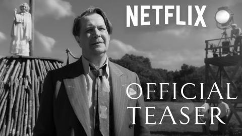 MANK | Official Teaser | Netflix