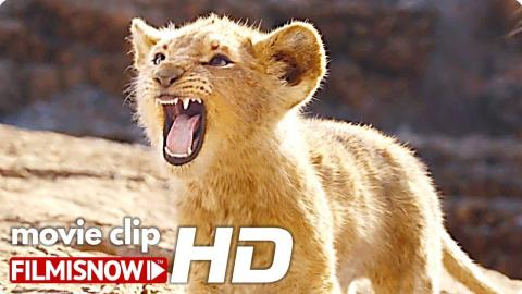 """THE LION KING """"Scar tries to trick Simba"""" Clip (2019) 